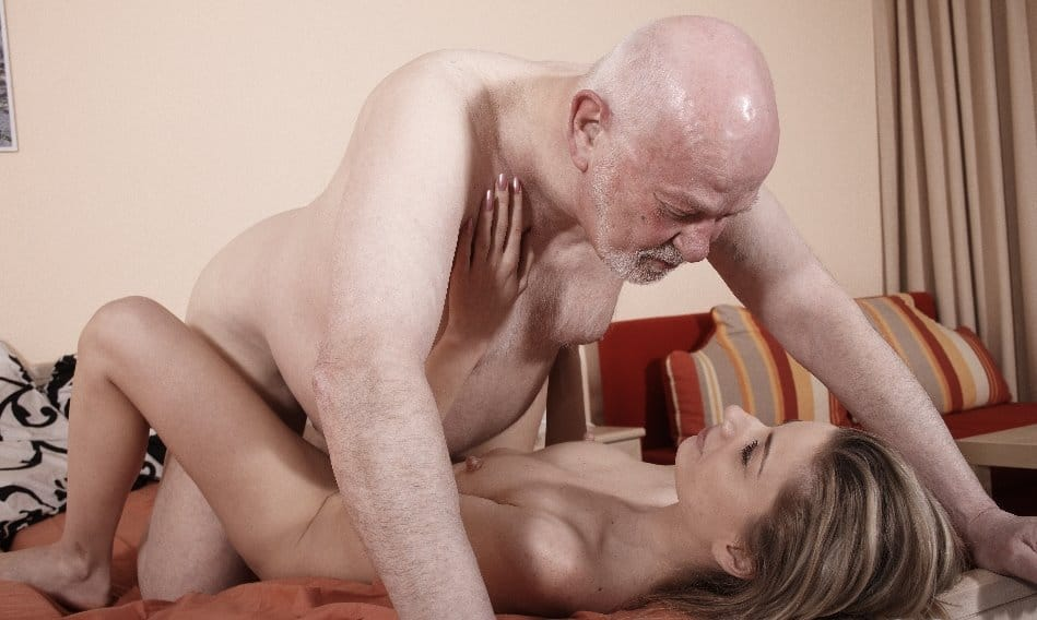 beauty-and-the-senior-in-the-bedroom