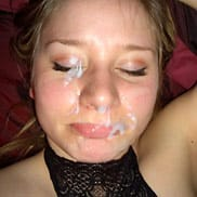 exgf-drenched-cum