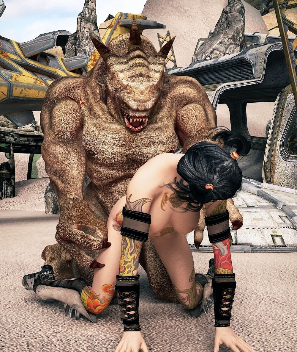 fallout-porn-babe-fucked-by-a-monster
