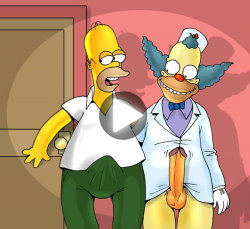 gay-cartoon-video-homer-simpson