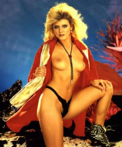 ginger lynn red and black