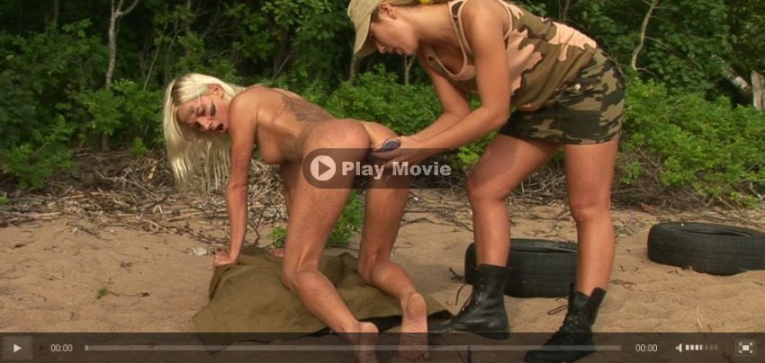 header lesbian army