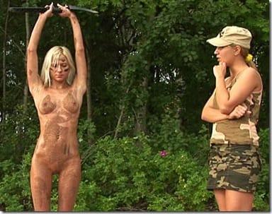 lesbian army katjalsbiantraining
