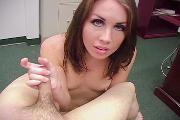 pov-this-secretary-giving-pov-handjob