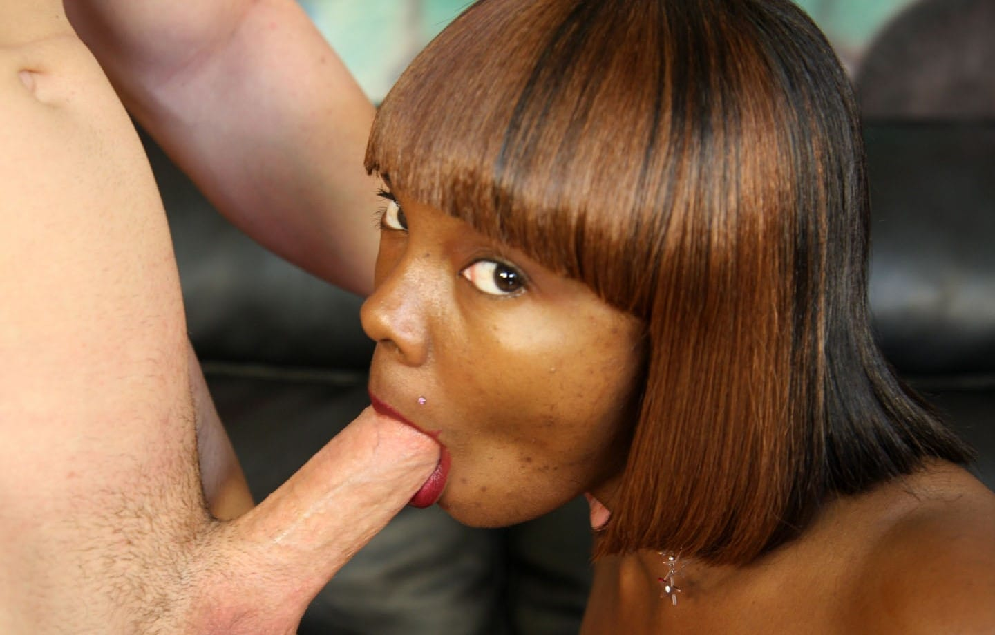 sexy-ghetto-gaggers-stacy-adams-sucking