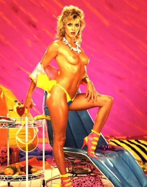sexy ginger lynn stripping