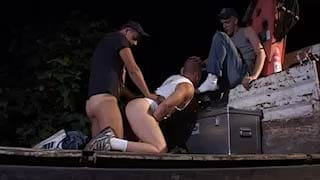 sneakersex-horny-hitchhikers