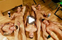 visconti-triplets-jerking-off-on-the-floor